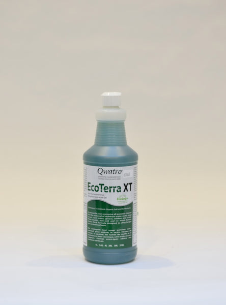 Qwatro Eco Terra XT Acid Replacement