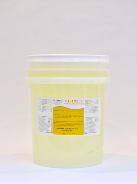 Qwatro XL-102 HF (High Foaming Caustic Detergent)