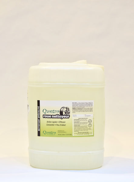 Qwatro Acid Based Wheel Cleaner