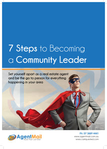 7 Steps to Becoming a Community Leader - Ebook