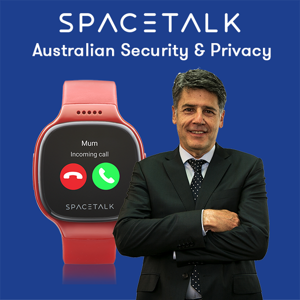 Cyber Security Expert Gives Spacetalk Kids GPS Smartwatch Security Clearance