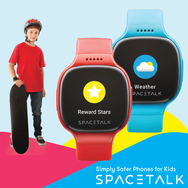 SPACETALK New Features: Rewards Stars and Weather are available now!