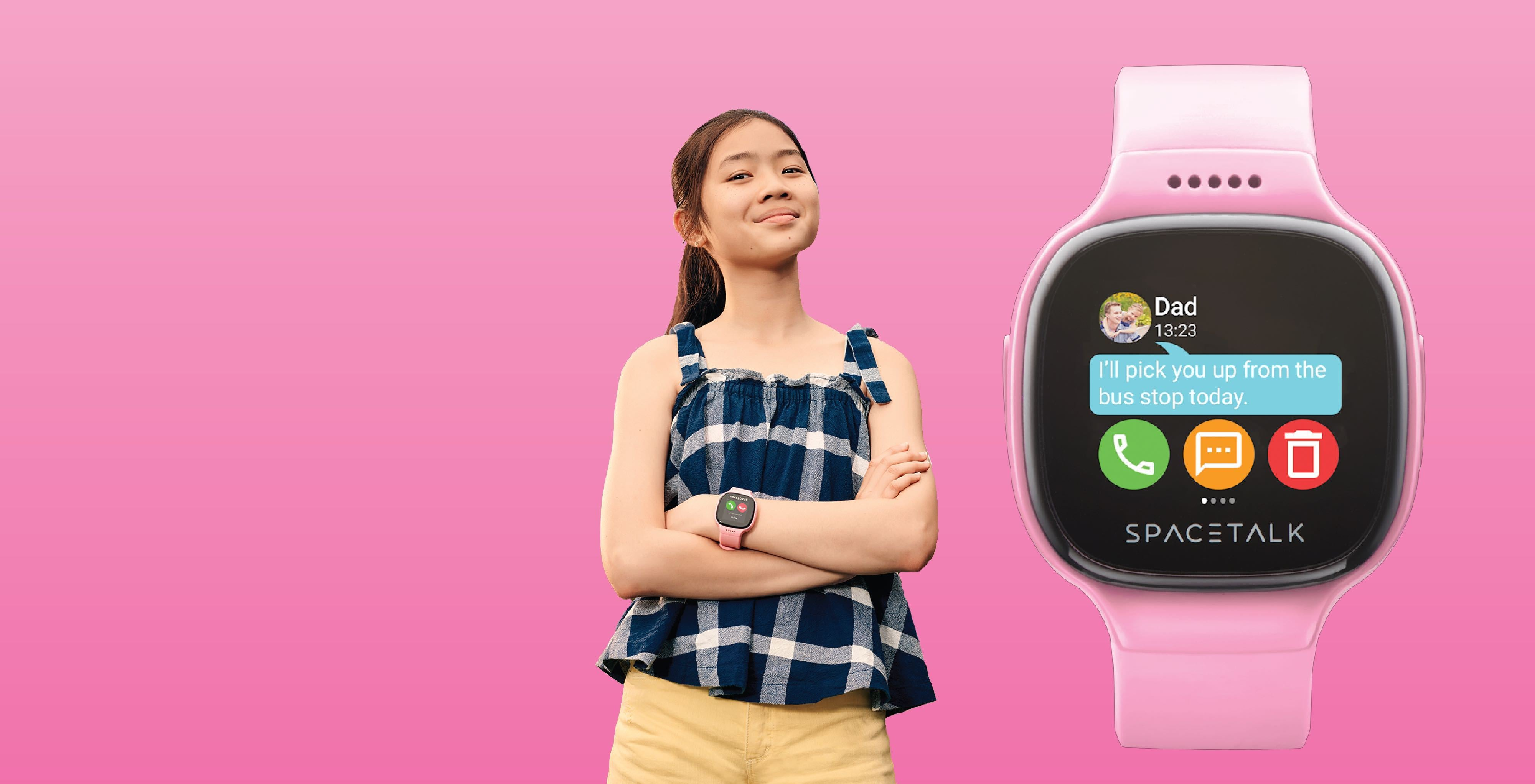 SPACETALK - Smart Phone, Watch & GPS - Simply Safe Phones for Kids