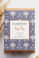 Glasshouse x Tigerlily Viva Tigerlily Candle - Coconut, Lemon and Lime