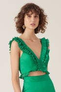 Ronette Top - Green