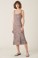 Onari Maxi Dress - Leopard