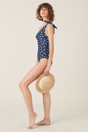 Hanini Naomi One Piece - Navy
