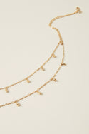 Nalani Necklace - Gold