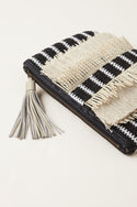 Namita Clutch - Black