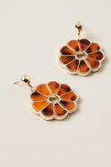Riti Earring - Light Tort