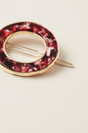 Esa Hair Clip - Red Tort
