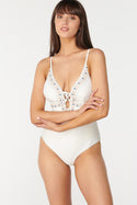 La Camella Elle One Piece - Whisper White