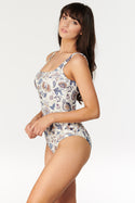 Isola Carmen One Piece - Pearl