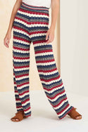 Bisma Knitted Pant - Multi