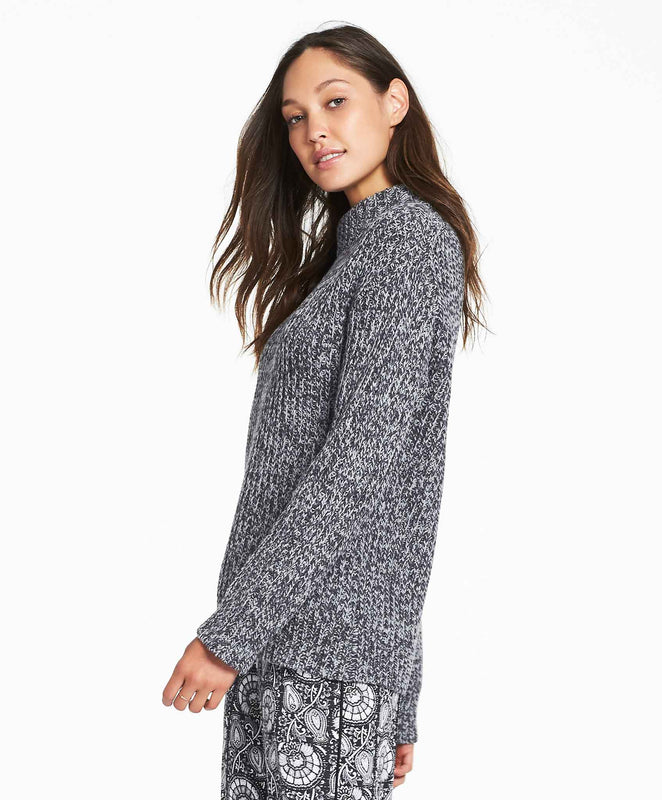 Carine Knitted Jumper - Grey
