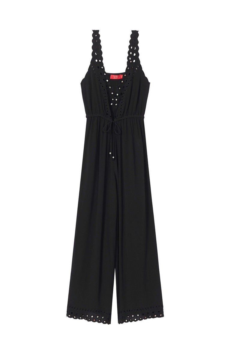 Damara Jumpsuit - Black