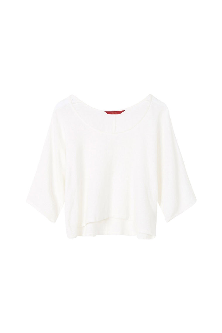 Delin T-Shirt - White