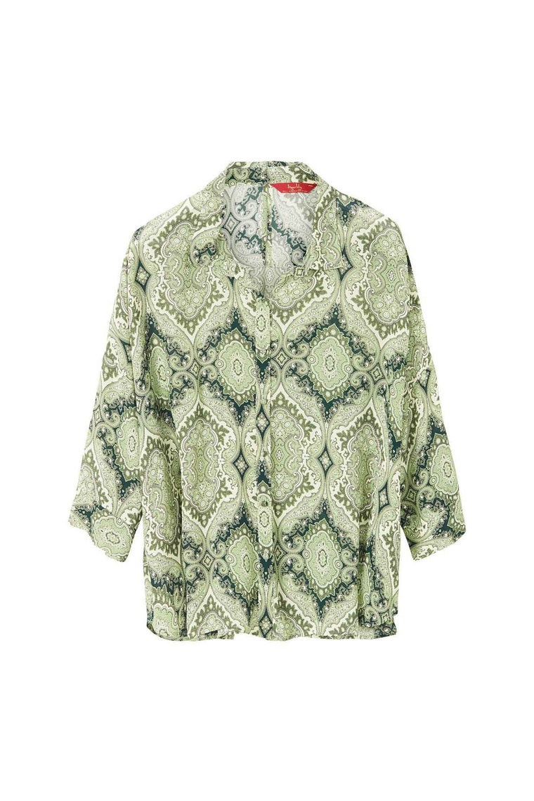 Delon Shirt - Green
