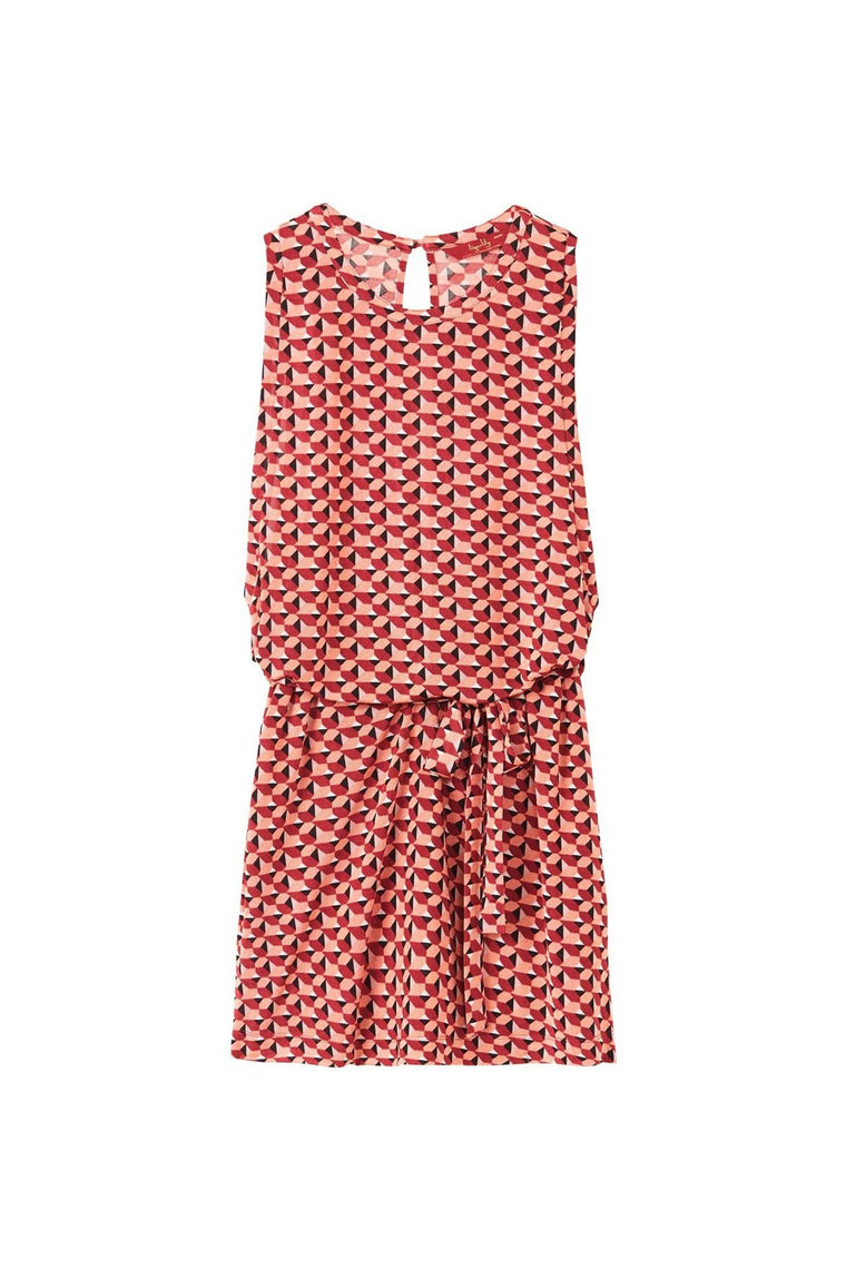 Nathalie Mini Dress - Multi