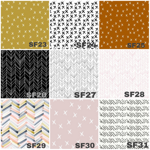 Fabric selection
