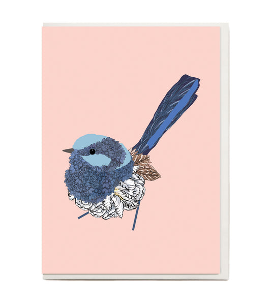 New! Wren Greeting Card