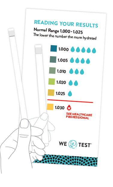 HYDRATION TEST FOR BABIES!