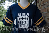Team Game Day Football Jersey's