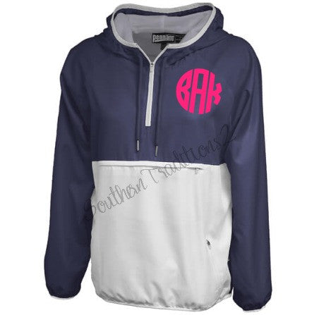Personalized Ladies Rain Jacket