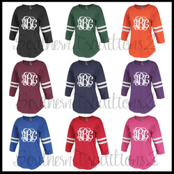 Monogram Football Shirt