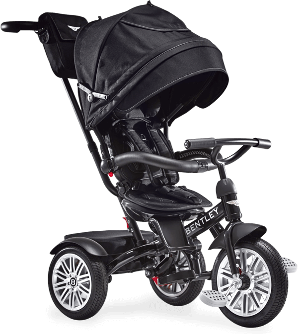 Bentley 6-in-1 Tricycle / Stroller