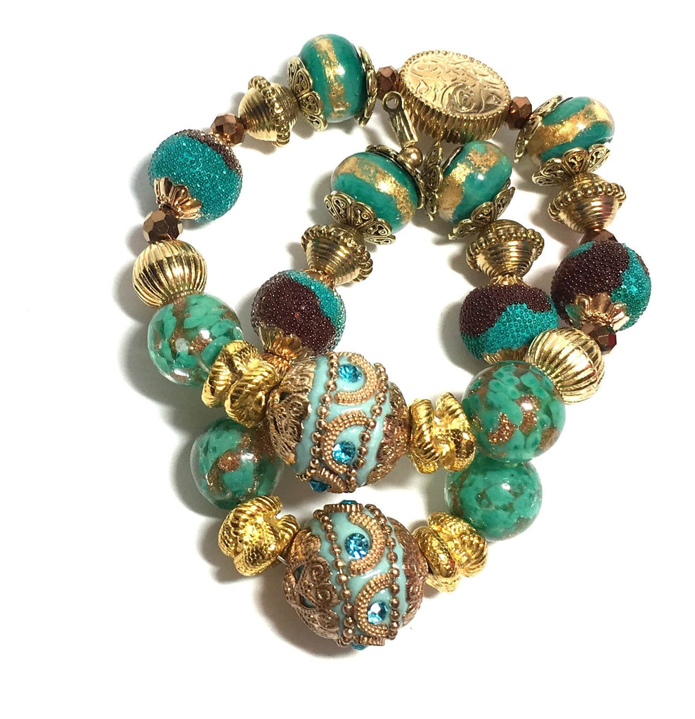 Bastet Stretch Bracelets