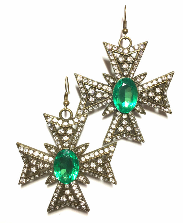 Star Crossed Earrings