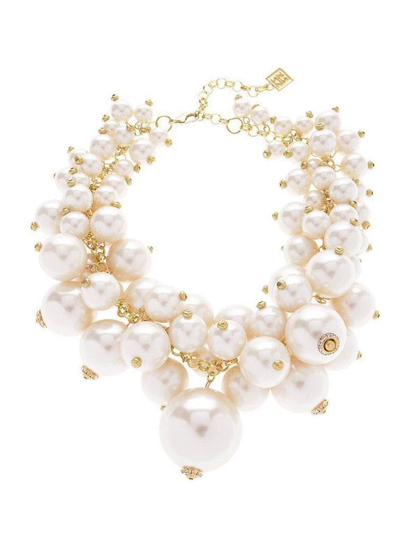 Pillow of Pearls Necklace
