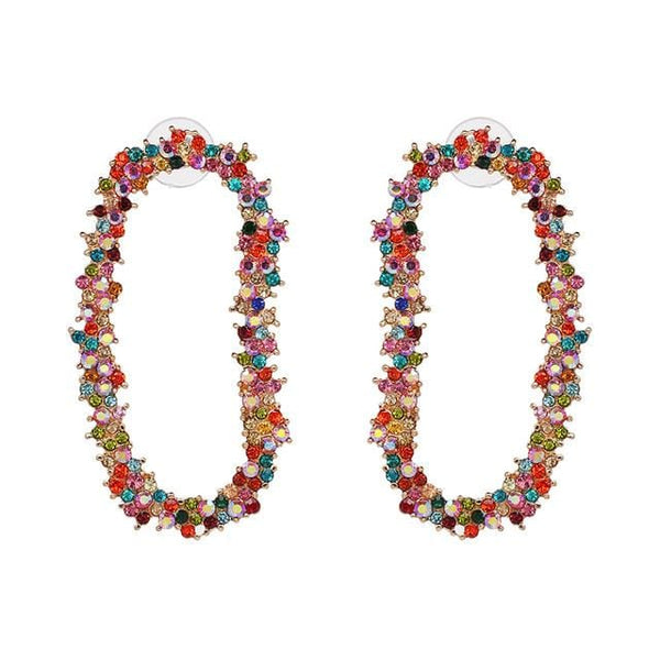 Fruity Loops Earrings