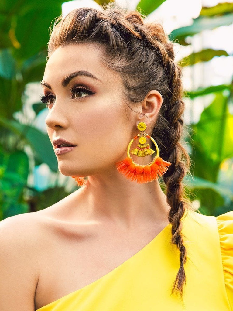 Wild Thoughts Earrings
