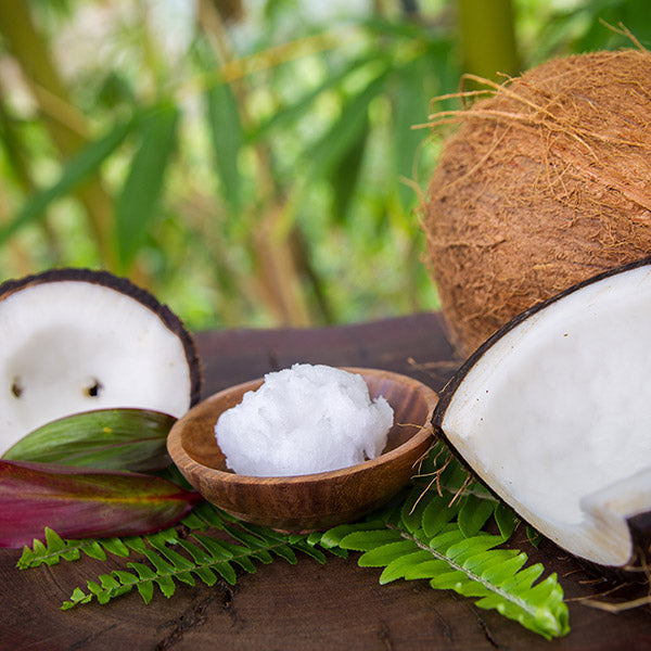 our coconut oil