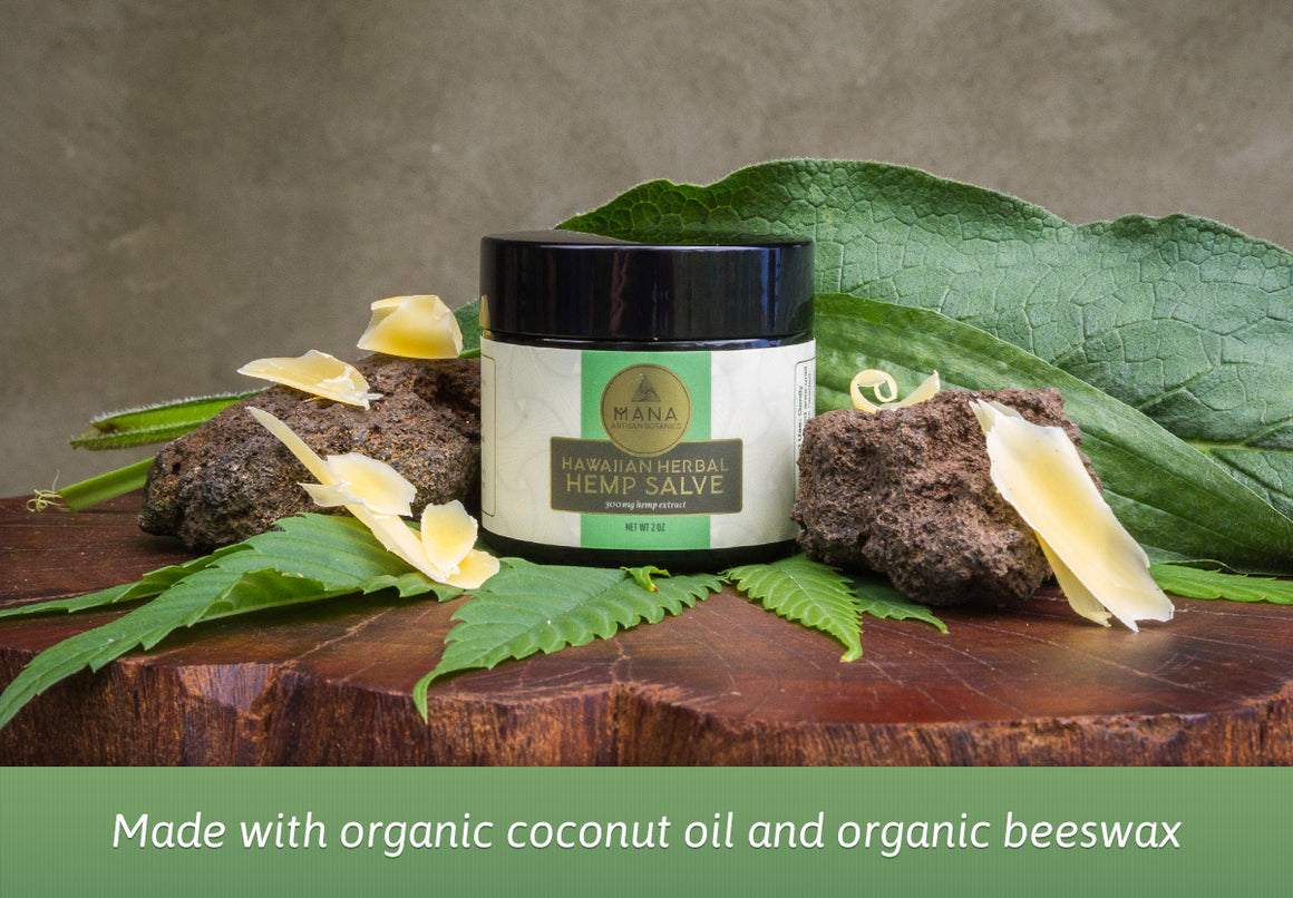 Hawaiian Herbal Hemp Salve