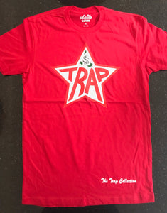 TrapStar Short Sleeve Tee Red