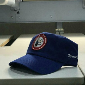 WristWork DadHat :Royal Blue