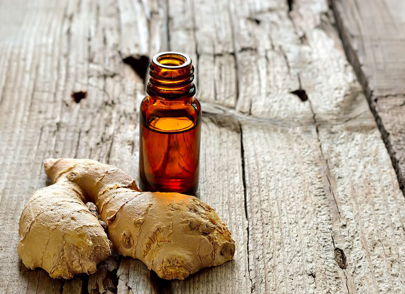 Reap the Amazing Benefits of Ginger Oil!