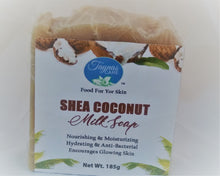 Shea Coconut Jamaican All Natural Bar Soap