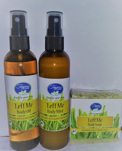Leff Me Natural Insect Repellent