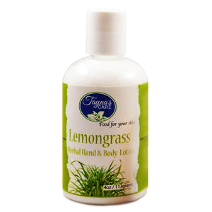 Lemongrass All Natural Jamaican HERBAL Hand & Body Lotion