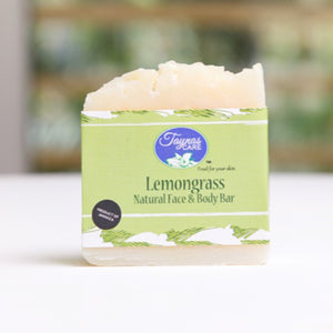 Lemongrass All Natural Jamaican Bar Soap