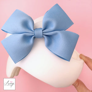 easter helmet baby, holiday baby helmet, cranial band bow, cranial band baby girl bow, how to decorate cranial band, babbleworthy, avery's bows, velcro bow cranial band, cranial band los angeles, california cranial helmet, texas cranial band