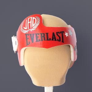 Boxing Baby Boy Cranial Band Helmet Decals