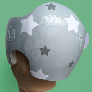 Neutral Star Starband Doc Band Decal Cranial Helmet Stickers