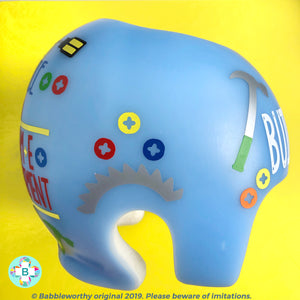 Baby Helmet Stickers Starband Docband Decals, Dome Improvement Tools