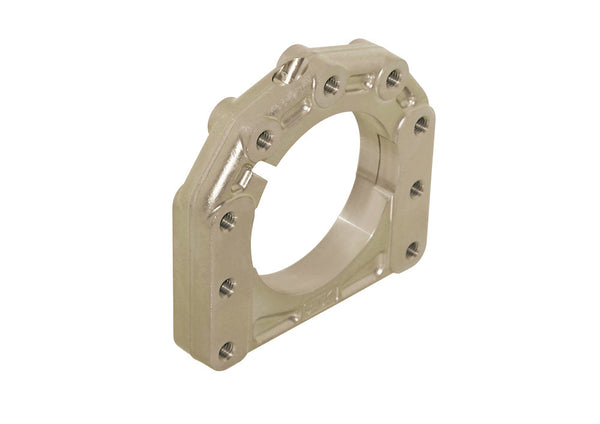 Bearing Flange Aluminium Forged Concentric 40-50mm (3 position) Central/Right