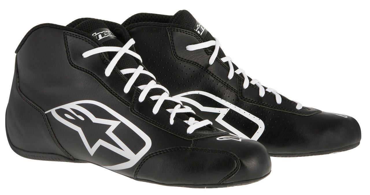A/STARS -TECH 1-K START BOOTS-BLACK/WHITE-47
